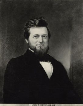Governor Louis P. Harvey
